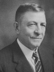 August G. Brauer, founder and president from 1881-1932